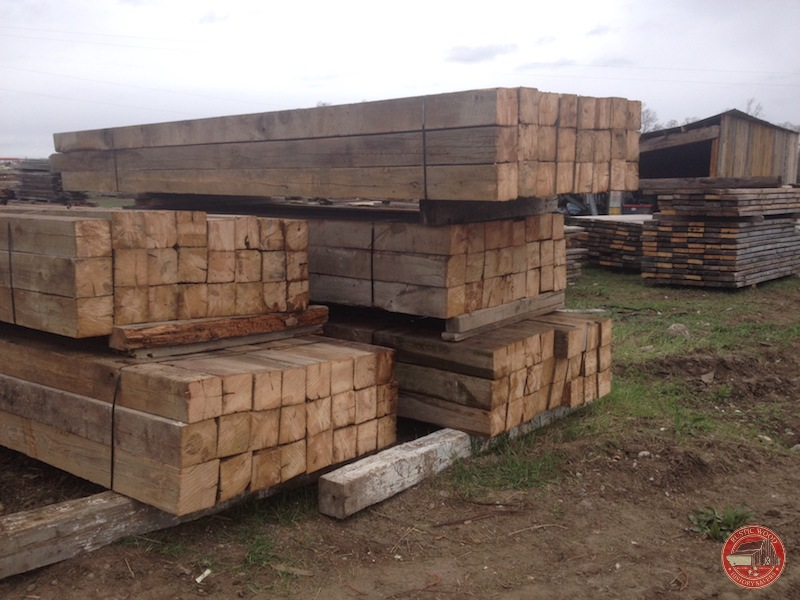 6x6 timbers