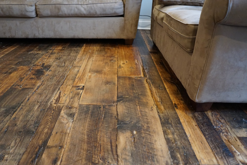 Reclaimed Wood Flooring | Rustic Wood Hub | Bozeman, Belgrade, MT